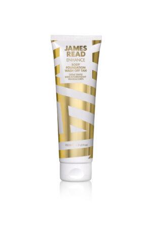 Автозагар для тела и лица, смывающийся Body Foundation Wash Off Tan Face & Body, 100 мл