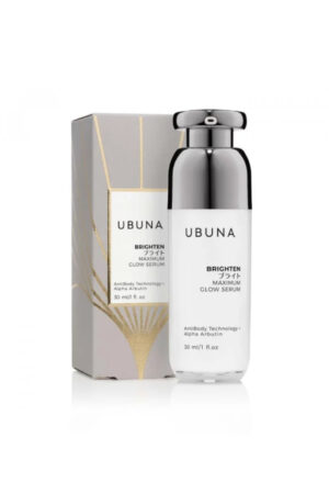 Сыворотка для улучшения цвета лица UBUNA Brighten Maximum Glow Serum, 30 мл