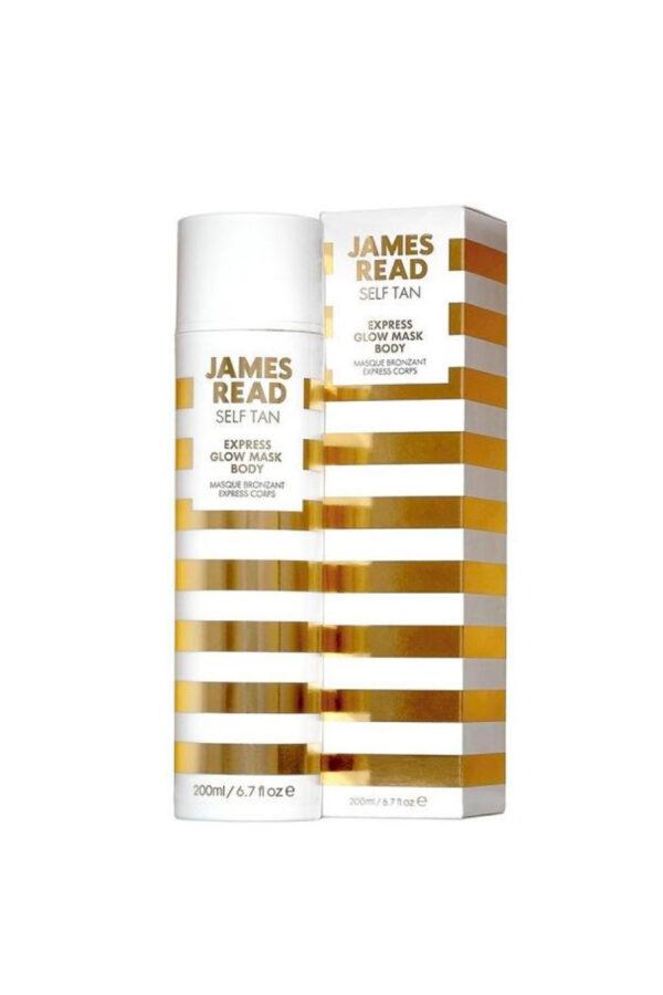 Маска Express Glow Mask Tan Body James Read