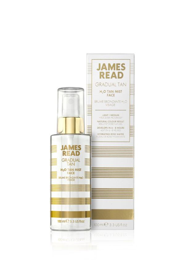 Спрей H2O Tan Mist Face James Read