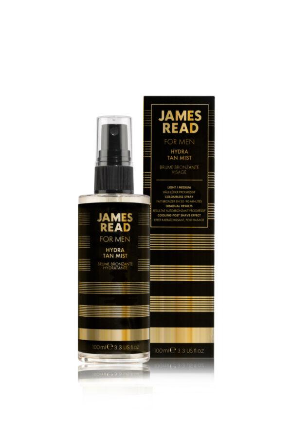 Спрей Hydra Tan Mist For Men James Read