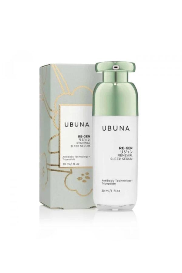 Сироватка нічна регенеруюча UBUNA Re-Gen Renewal Sleep Serum, 30 мл