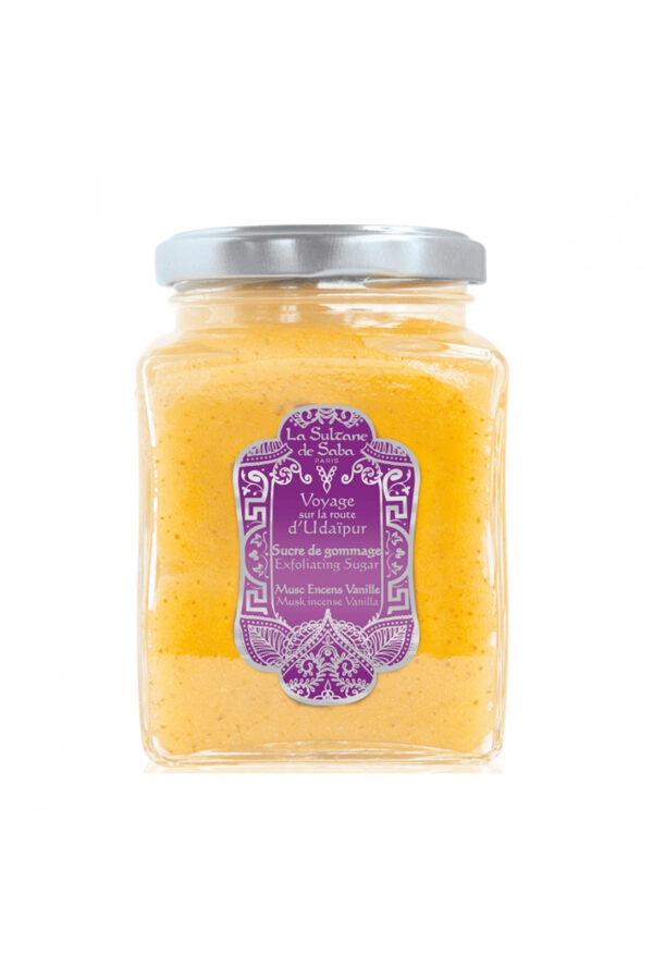 Цукровий скраб sucre gommage udaipur La Sultane De Saba