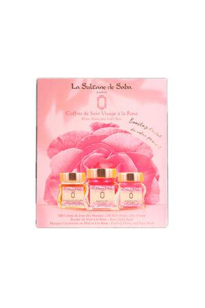 Набір подарунковий Rose Facial Box