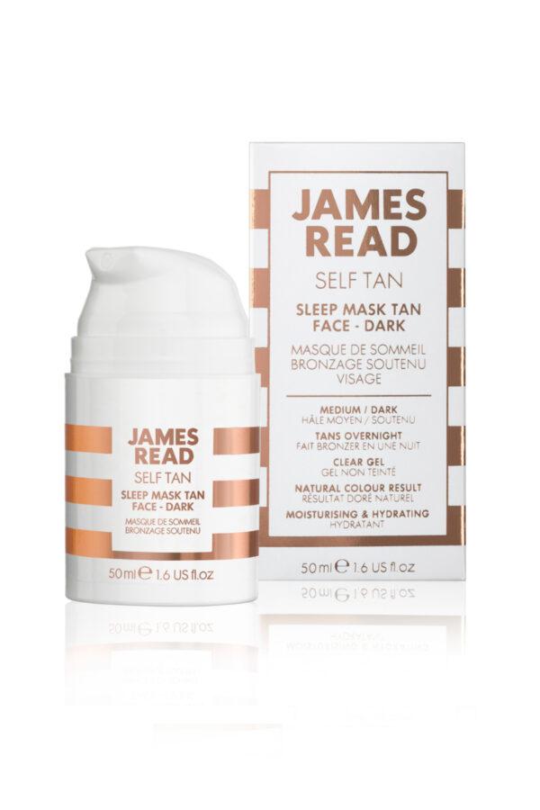 Маска Sleep Mask Tan Face Dark James Read